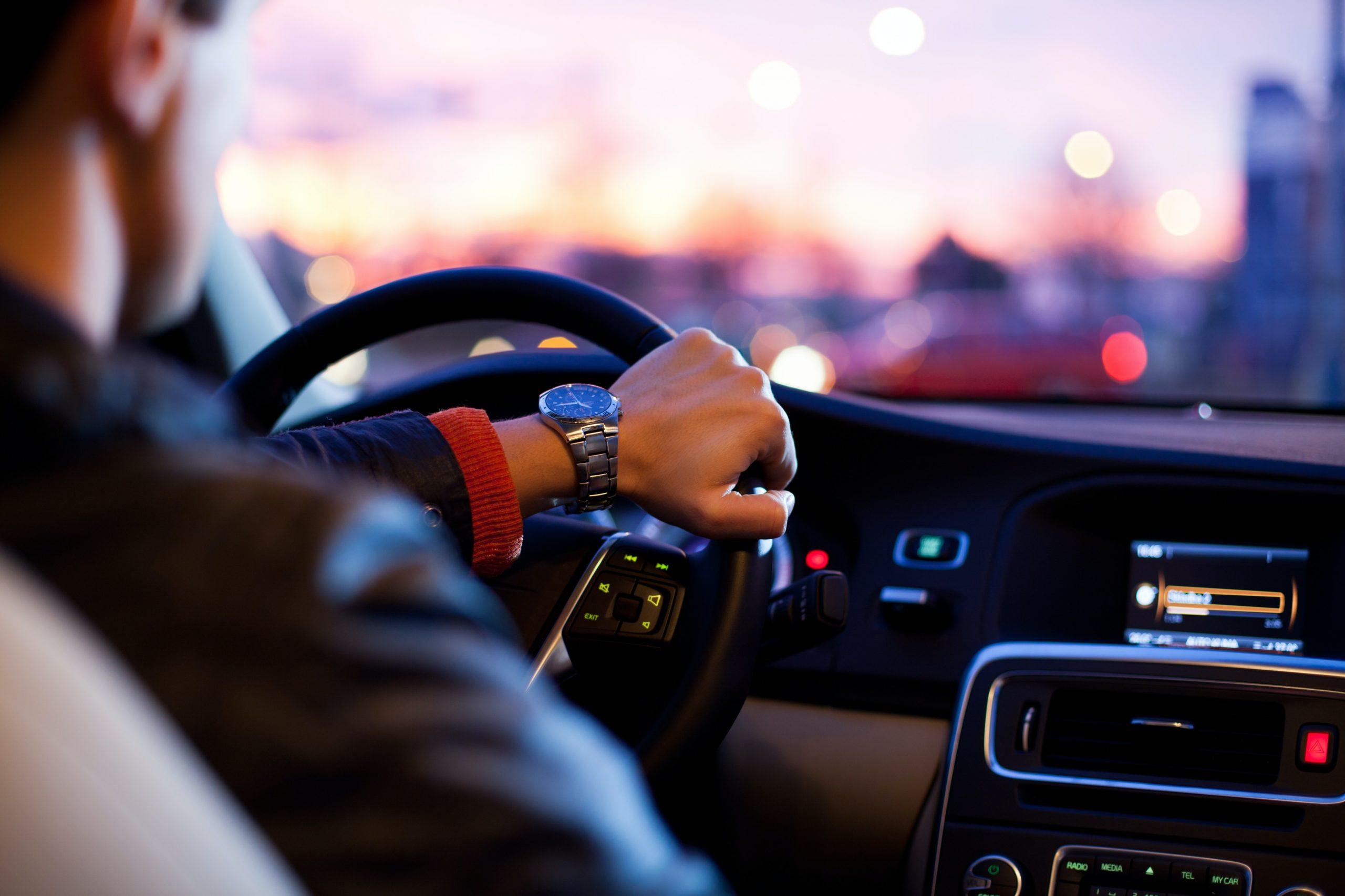 Ennakoiva ajo lisää turvallisuutta