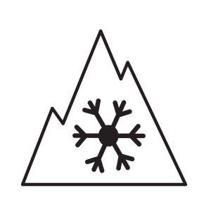 Talvirenkaiden vuoristosymboli