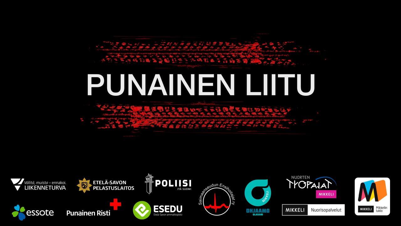 Punainen Liitu -esityksen logo.